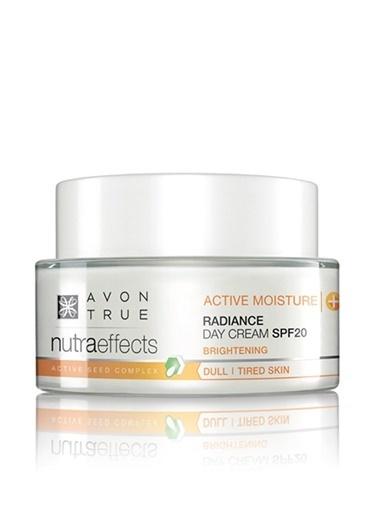 Avon Nutra Effects Radiance Gündüz Kremi Spf 20 50 Ml. Renksiz